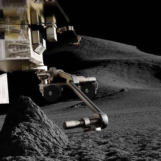 Estonians will provide stereo cameras to Maxar Technologies for NASA's Artemis lunar program